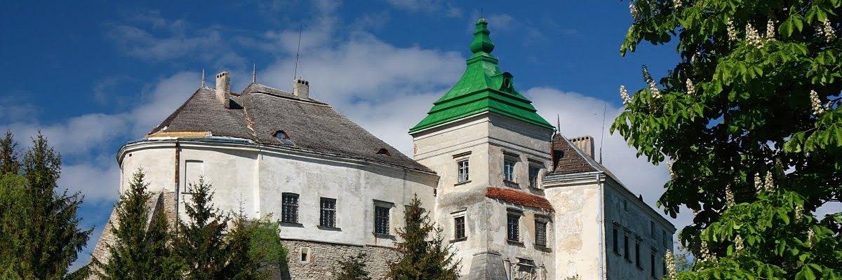 львов экскурсия золотая подкова замки олесько