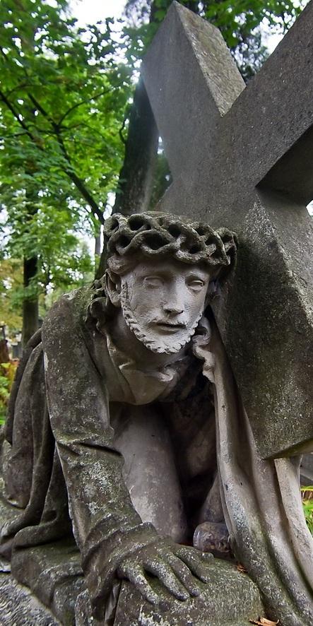экскурсия по лычаковскому кладбищу