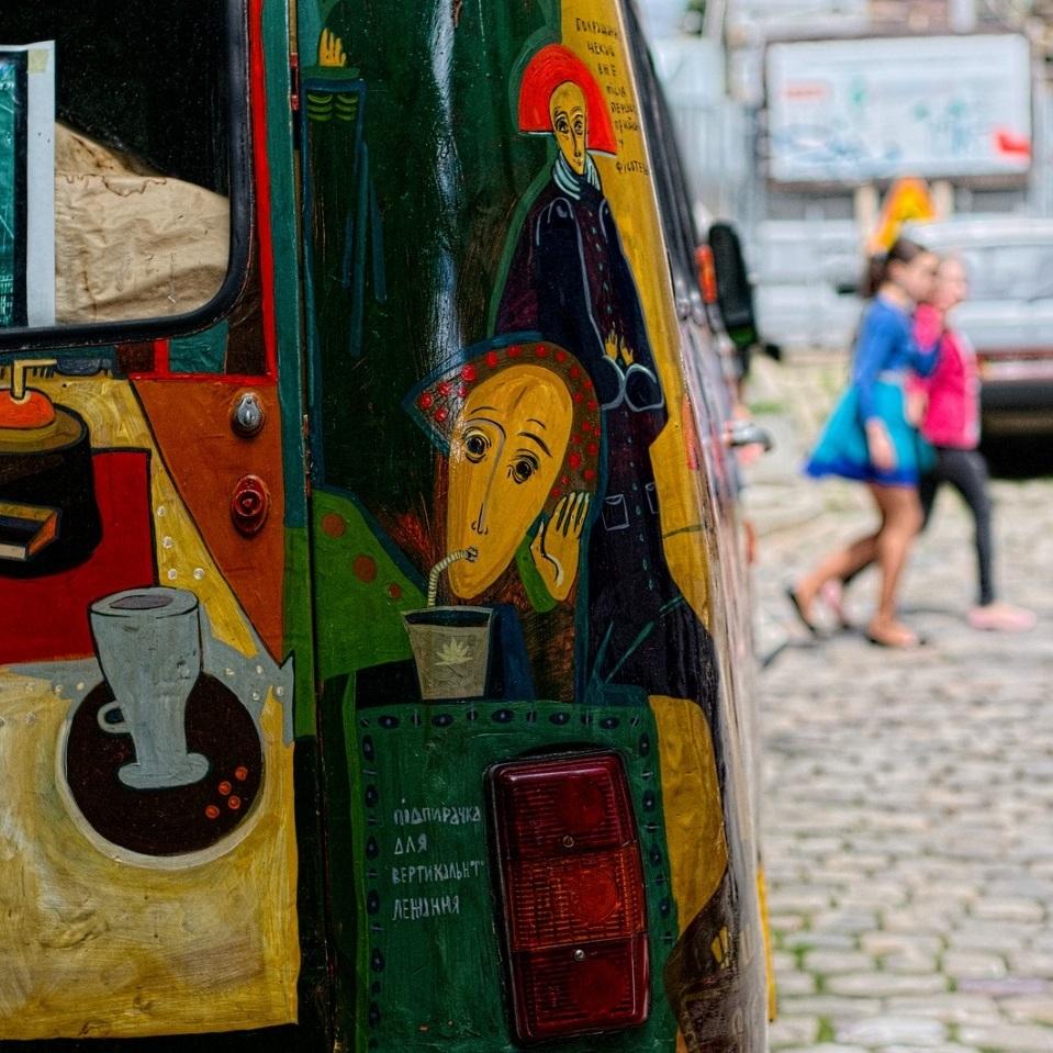 пешеходная экскурсия кофе по-львовски