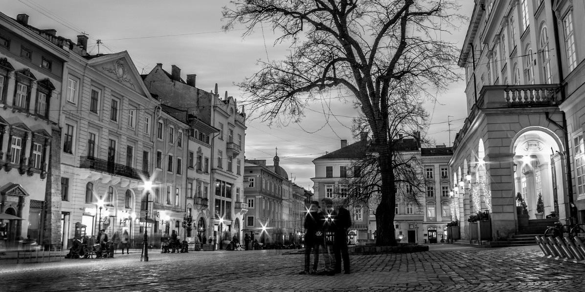 пешеходная индивидуальная экскурия старый город львов