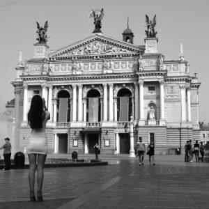 экскурсия по львовскому оперному театру